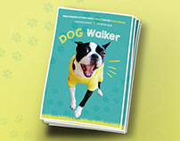 Flyer A5 - Dog Walker