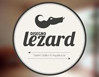Logo Disegno Lezard