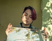 Anna    Mamiya C220f + Kodak Portra 160, 400