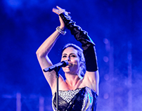 Within Temptation Live on Rock'n Coke 2013 Istanbul