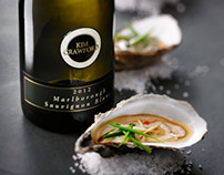 Concours Kim Crawford «cuisinez les huîtres»