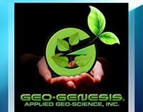 Geo-Genesis Logo Brand AD
