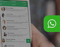 WhatsApp - iOS7 Redesign