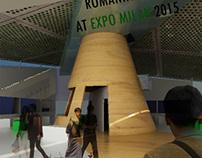 Romanian Pavilion at EXPO Milan 2015