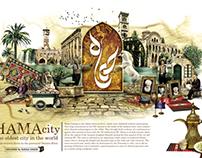 Hama City