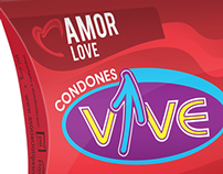 VIVE | PACKAGING DESIGN