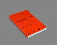 Libro Temprano / Early Book