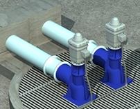 3D-Centros de Bombeo