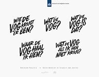 'Wat De Vog' campaign Dutch Ministry