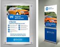 Campaña Seguros para Automoviles