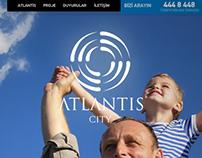 Atlantis Corporate Website