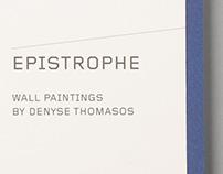 Épisrrophe - Denise Thomasos