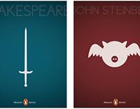 Penguin Books Print Posters