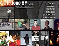 WebDesign CULTZONE FILMES