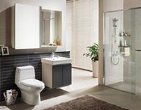 Bathroom / Basic Modern