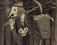 Dark Tales Calendar