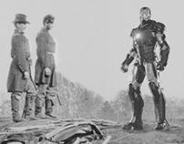 Super Heroic Wars