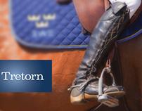 Tretorn Poster Ad/ Equestrian