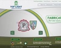 Top Light Labels & Elastics