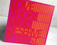 TuffLove Postcard