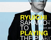 Ryuichi Sakamoto Flyers