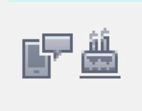 Fedena menu icons