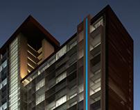 Hotel Concept - Architectural Visualization