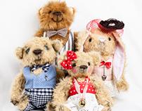 Oxana & Bears