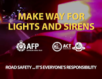 Lights and Sirens TVC and Web Content