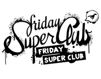 Friday Super Club: Logodesign