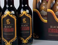 Premixed Alcoholic Drinks - Black & White Russian