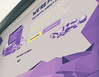 Pandra Digital Agency website