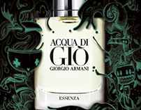 Acqua di GIO. Giorgio Armani.