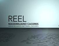 Massimiliano Caceres Reel-2013