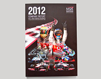 MSA Annual Report 2012