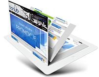 Sklep-tiande Webdesign