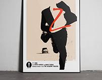 'Z' film poster