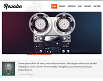 Revoke – Responsive WordPress Theme