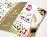 "Leaflet ""GoldNutrition Slim"""