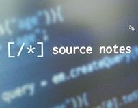 Source Notes