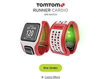 TomTom Sport Watches - Online Launch