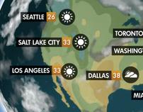 Bloomberg World Weather
