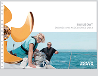 Volvo Sailboat brochure