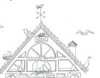 Bird's hotel