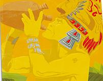 Poster for Golpe de Cumbia