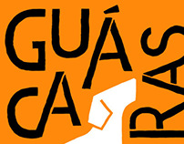 Afiche Guácaras