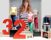 SS13 3 for 2 Maternity Essentials Window