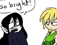 Vampires or Elves?