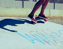 Skater photography