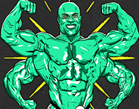 Grantland: Phil Heath